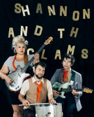 EXPRESSO : SHANNON & THE CLAMS
