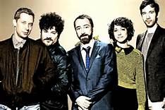 EXPRESSO : THE SHINS