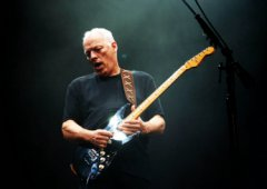 REPRISE : DAVID GILMOUR / SNCF