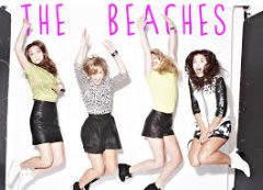 EXPRESSO : THE BEACHES