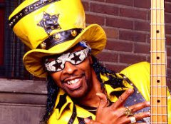 EXPRESSO : BOOTSY COLLINS