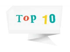 TOP 10 : CD JEUNESSE 2016