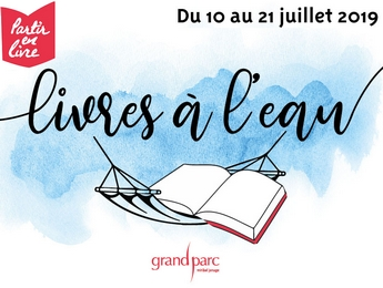 Livres à l'eau 2019 - Grand Parc de Miribel-Jonage